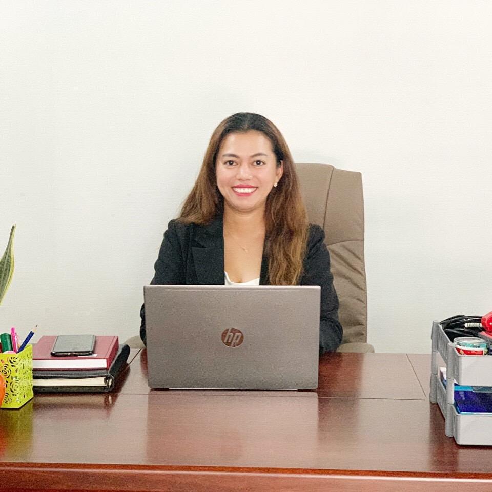 Bà Trần Thị Mỹ Dung, Giám đốc Công ty BĐS Tam Giác Vàng